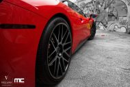 11951648 996161040426642 8701043853928911059 o 190x127 22 Zoll Vellano Forged Wheels VKK am Ferrari 458 Italia