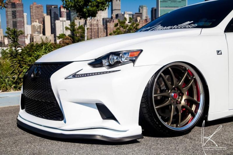 O Extremely Low Aimgain Lexus Is F Sports 300