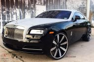 12017677 997023240340422 5309043698481194693 o 190x127 Vellano VKB in 26 Zoll am Rolls Royce Wraith Coupe