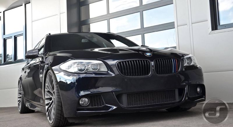 Brown Automotive Group >> Mega Precious - BMW xDrive 535d F11 Tuning by DS