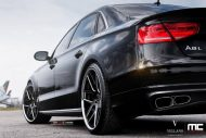 12029772 1001761436533269 4461491902759451357 o 190x127 Audi A8L 4.0T auf 22 Zoll Vellano Forged Wheels Typ VCK