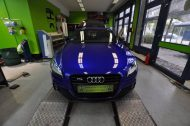 12032806 1042183279149054 3840142269623119201 o 190x126 AUDI TTS in schickem Blue Raspberry by Print Tech