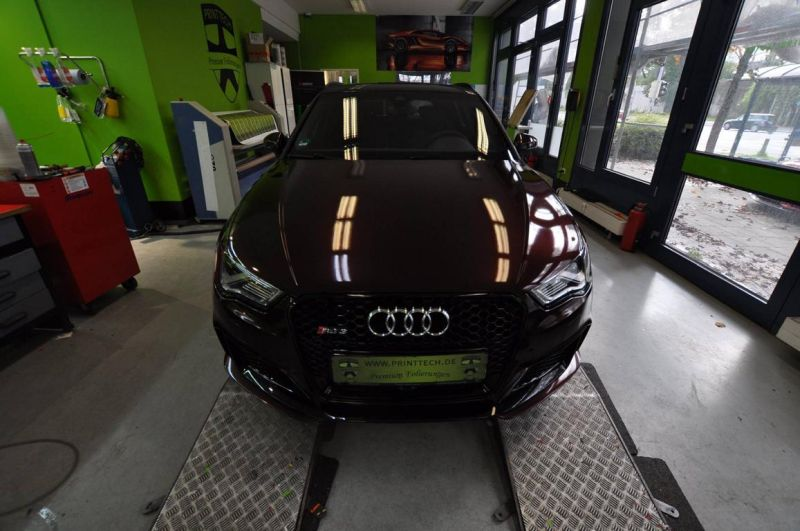 12052531 1042179109149471 7214485834195101948 o Black Rose Folierung am Audi RS3 by Print Tech