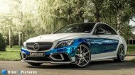 12120145 897949453592625 3743610101706427881 o 190x106 Volles Programm   Carlsson Mercedes AMG C63 S Rivage