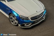 12140178 897949430259294 6107864725603572344 o 190x126 Volles Programm   Carlsson Mercedes AMG C63 S Rivage