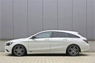 37083 1437746199826 tuning 2 190x127 Mercedes CLA Shooting Brake   25mm tiefer Dank H&R