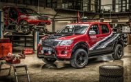 455 horsepower toyota hilux is 5 190x119 Toyota Hilux mit Lexus V8 Power und 455PS