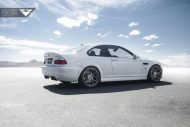 Alpine White BMW E46 M3 Updated With Vorsteiner Wheels 2 190x127 19 Zoll Vorsteiner V FF 103 am alpinweißen BMW E46 M3