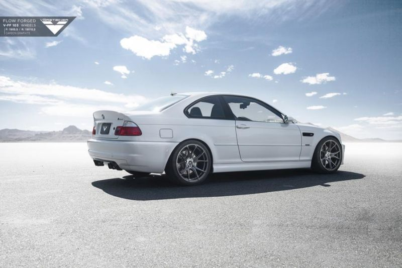 Alpine-White-BMW-E46-M3-Updated-With-Vorsteiner-Wheels-2