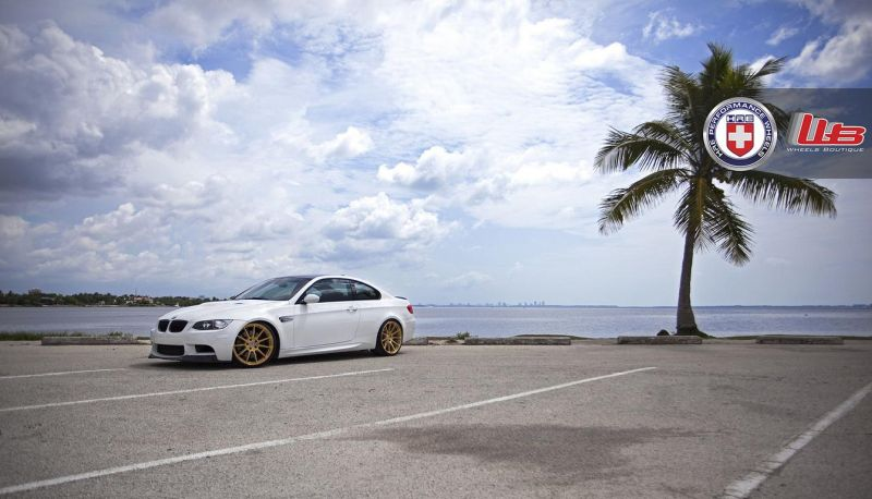 Alpine-White-BMW-E90-M3-on-HRE-P43SC-Wheels-4-3