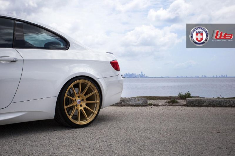 Alpine-White-BMW-E90-M3-on-HRE-P43SC-Wheels-4-4