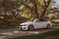 Alpine White BMW F30 3 Series Gets Aftermarket MORR Wheels 3 190x127 19 Zoll MORR Wheels VS55 am BMW F30 3er Series