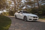 Alpine White BMW F30 3 Series Gets Aftermarket MORR Wheels 4 190x127 19 Zoll MORR Wheels VS55 am BMW F30 3er Series
