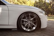 Alpine White BMW F30 3 Series Gets Aftermarket MORR Wheels 5 190x127 19 Zoll MORR Wheels VS55 am BMW F30 3er Series