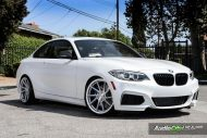 Alpine White BMW M235i Photoshoot 2 190x127 Audio City USA   Tuning am BMW M235i in Weiß