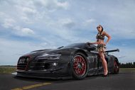 "Audi R8 Recon MR8 tuning mcchip 5 190x127 Potter & Rich präsentiert den ""RECON MC8"" Audi R8"