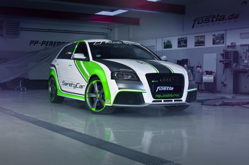 Audi RS3 1 tuning by fostla 1 Crazy Outfit & 450PS im Fostla Audi RS3 8P