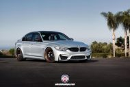 BMW F80 M3 on HRE Classic 300 Wheels 1 190x127 BMW F80 M3 auf schicken HRE Classic 300 Wheels