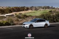 BMW F80 M3 on HRE Classic 300 Wheels 10 190x127 BMW F80 M3 auf schicken HRE Classic 300 Wheels