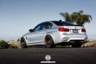 BMW F80 M3 on HRE Classic 300 Wheels 13 190x127 BMW F80 M3 auf schicken HRE Classic 300 Wheels