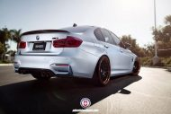 BMW F80 M3 on HRE Classic 300 Wheels 2 190x127 BMW F80 M3 auf schicken HRE Classic 300 Wheels