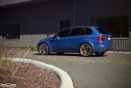 BMW X5M On PUR RS01 By PUR Wheels 3 190x127 22 Zoll PUR Wheels PUR RS01 am BMW X5M in Blau