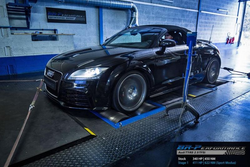 BR Performance Audi TT-RS 2.5 TFSi Chiptuning 1