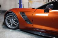 C7 ZO6 Parts Installed LR 29 tuning 3 190x127 Chevrolet Corvette C7 Z06 mit APR Carbon Bodykit