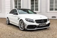 Carlsson Mercedes AMG C63 S Rivage Tuning W205 1 190x127 Volles Programm   Carlsson Mercedes AMG C63 S Rivage