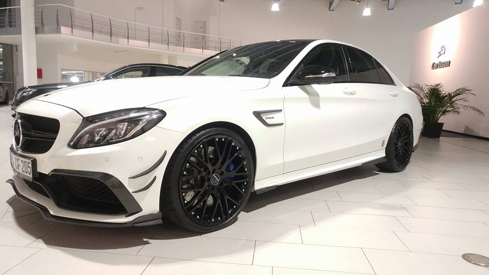 Carlsson Mercedes AMG C63 S Rivage Tuning W205 13 Volles Programm   Carlsson Mercedes AMG C63 S Rivage
