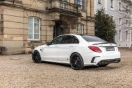 Carlsson Mercedes AMG C63 S Rivage Tuning W205 3 190x127 Volles Programm   Carlsson Mercedes AMG C63 S Rivage