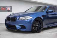 Clean Looking Monte Carlo Blue BMW F10 M3 On HRE Wheels 12 190x127 Wheels Boutique tunt den BMW M5 F10 mit 21 HRE Alu's