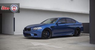 Clean Looking Monte Carlo Blue BMW F10 M3 On HRE Wheels 13 310x165 Wheels Boutique tunt den BMW M5 F10 mit 21 HRE Alu's