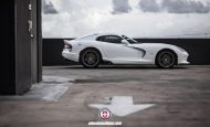 Dodge Viper SRT On HRE P106 By HRE Wheels 04 190x115 HRE Performance Wheels P106 an der Dodge Viper SRT