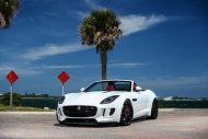 Exclusive Motoring Jaguar F Type On ADV.1 Wheels 2 190x127 Jaguar F Type mit 20 Zoll Alu´s bei Exclusive Motoring