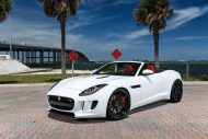 Exclusive Motoring Jaguar F Type On ADV.1 Wheels 3 190x127 Jaguar F Type mit 20 Zoll Alu´s bei Exclusive Motoring