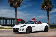 Exclusive Motoring Jaguar F Type On ADV.1 Wheels 4 190x127 Jaguar F Type mit 20 Zoll Alu´s bei Exclusive Motoring