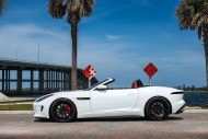Exclusive Motoring Jaguar F Type On ADV.1 Wheels 5 190x127 Jaguar F Type mit 20 Zoll Alu´s bei Exclusive Motoring
