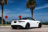 Exclusive Motoring Jaguar F Type On ADV.1 Wheels 6 190x127 Jaguar F Type mit 20 Zoll Alu´s bei Exclusive Motoring
