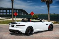 Exclusive Motoring Jaguar F Type On ADV.1 Wheels 9 190x127 Jaguar F Type mit 20 Zoll Alu´s bei Exclusive Motoring