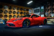 Ferrari 458 Speciale On ADV05 MV2 CS By ADV.1 Wheels 2 190x126 ADV.1 Wheels ADV05 am Ferrari 458 Speciale