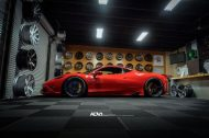 Ferrari 458 Speciale On ADV05 MV2 CS By ADV.1 Wheels 3 190x126 ADV.1 Wheels ADV05 am Ferrari 458 Speciale