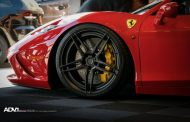 Ferrari 458 Speciale On ADV05 MV2 CS By ADV.1 Wheels 5 190x122 ADV.1 Wheels ADV05 am Ferrari 458 Speciale
