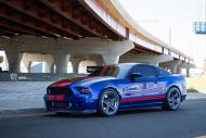 Ford Mustang GT500 On ADV5 Track Spec CS By ADV.1 Wheels 1 190x127 ADV.1 Wheels ADV5 Track Spec CS am Ford Mustang GT500