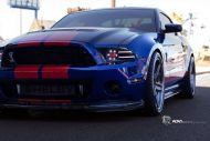 Ford Mustang GT500 On ADV5 Track Spec CS By ADV.1 Wheels 2 190x127 ADV.1 Wheels ADV5 Track Spec CS am Ford Mustang GT500