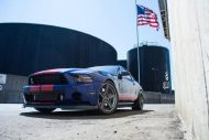 Ford Mustang GT500 On ADV5 Track Spec CS By ADV.1 Wheels 3 190x127 ADV.1 Wheels ADV5 Track Spec CS am Ford Mustang GT500