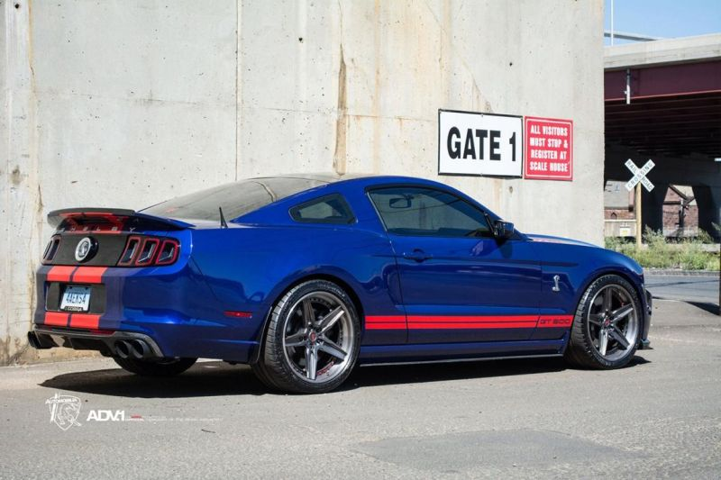 Ford-Mustang-GT500-On-ADV5-Track-Spec-CS-By-ADV.1-Wheels-4