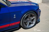 Ford Mustang GT500 On ADV5 Track Spec CS By ADV.1 Wheels 8 190x127 ADV.1 Wheels ADV5 Track Spec CS am Ford Mustang GT500