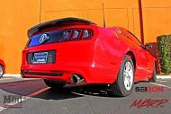 Ford Mustang S197 MBRP Exhaust MGP Calipers Seibon TS 7 190x127 Ford Mustang S197   Tuning by ModBargains