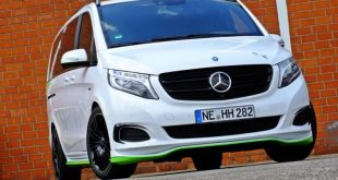 Hartmann Mercedes V Class tuning 5 310x165 VP GraVity   SUV Look an der Mercedes V Klasse (W447)